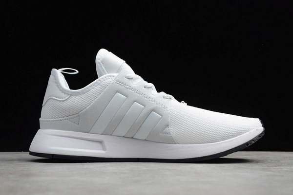 2020 adidas X PLR Triple White BB1099 For Sale 1