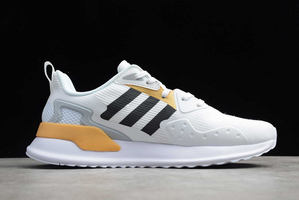 2020 adidas X PLR White Metallic Gold Black EE7653 For Sale 1