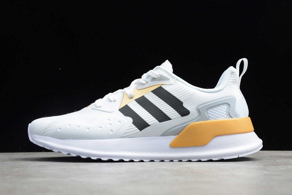 2020 adidas X PLR White Metallic Gold Black EE7653 For Sale