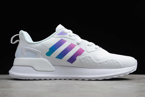 2020 adidas X PLR White Purple EE7650 For Sale 1