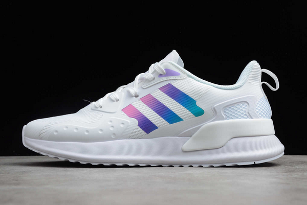 2020 adidas X PLR White Purple EE7650 For Sale