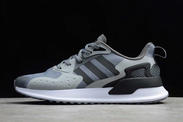 2020 adidas X PLR Wolf Grey Black EE7649 For Sale