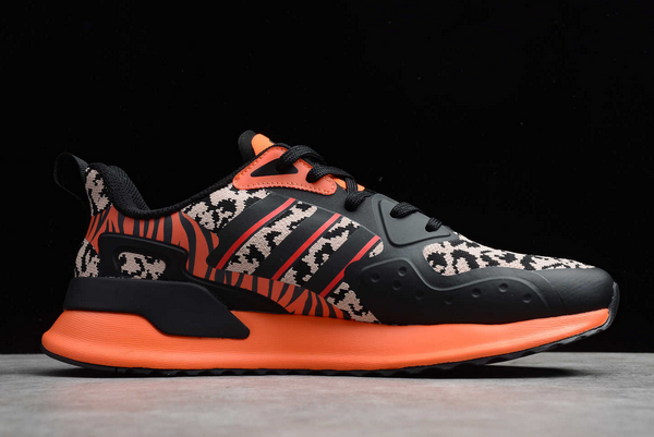 2020 adidas X PLR Black Orange Leopard EE7655 For Sale 1