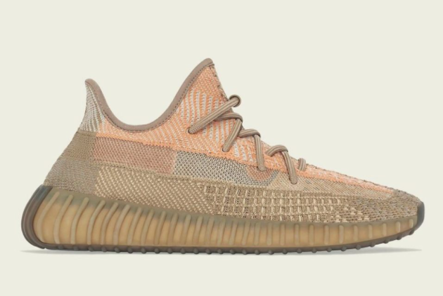 2020 adidas Yeezy Boost 350 V2 Sand Taupe FZ5240 For Sale 1