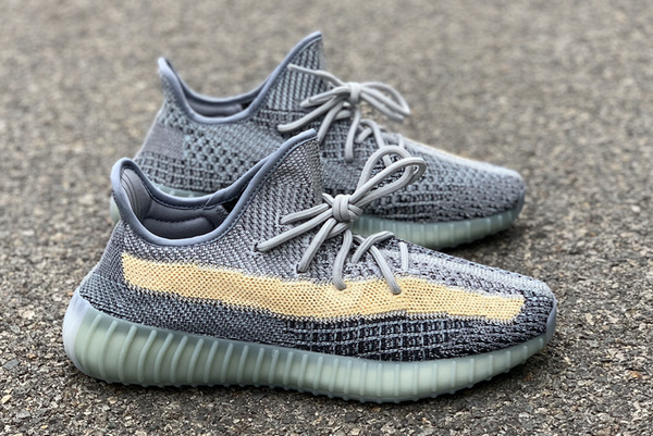 2021 adidas Yeezy Boost 350 V2 Ash Blue GY7657 For Sale 3 600x401