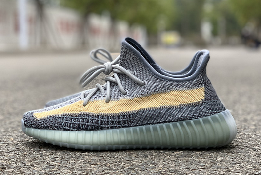 2021 adidas Yeezy Boost 350 V2 Ash Blue GY7657 For Sale