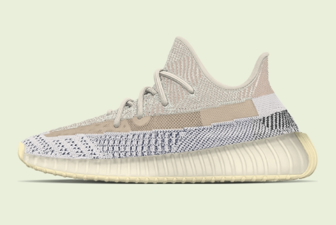 2021 adidas Yeezy Boost 350 V2 Ash Pearl For Sale