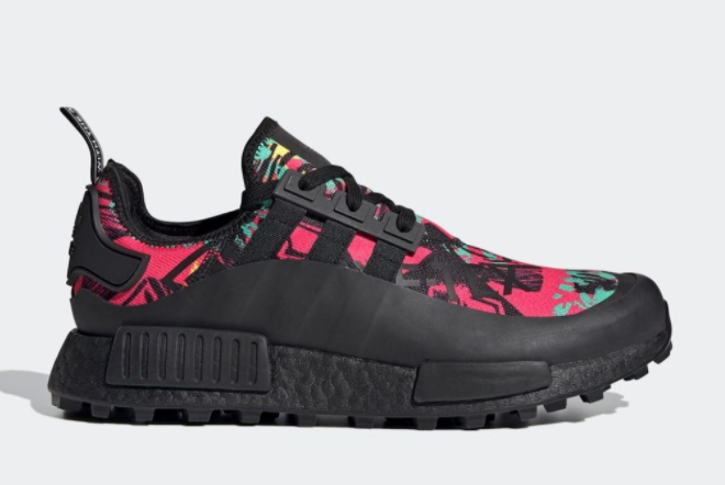 2021 adidas NMD R1 Trail Gore Tex Core Black FY7257 For Sale