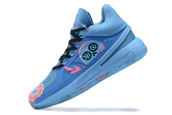 2021 adidas D Rose 11 Day of the Dead For Sale 680x455