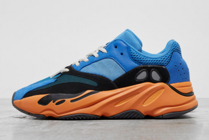 2021 adidas Yeezy Boost 700 Bright Blue GZ0541 For Sale 680x455