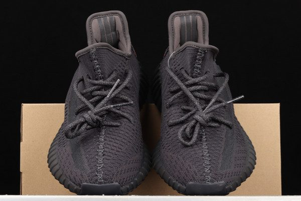 2021 adidas Yeezy Boost 350 V2 Black Non Reflective FU9006 For Sale 2 600x401