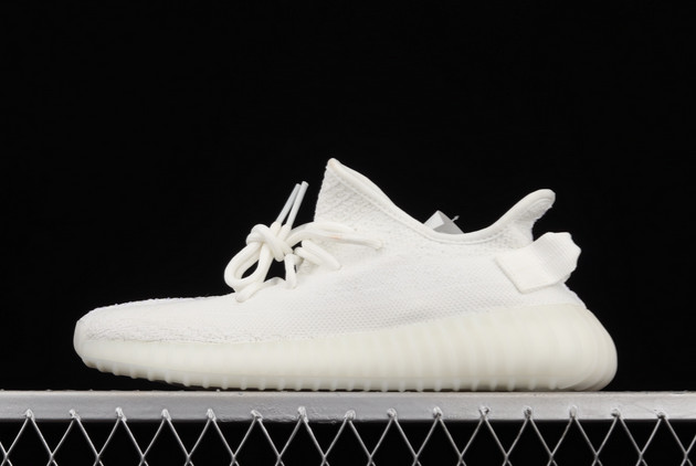 2021 adidas Yeezy Boost 350 V2 Cream Triple White CP9366 For Sale
